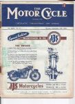 The Motor Cycle 26th September 1946